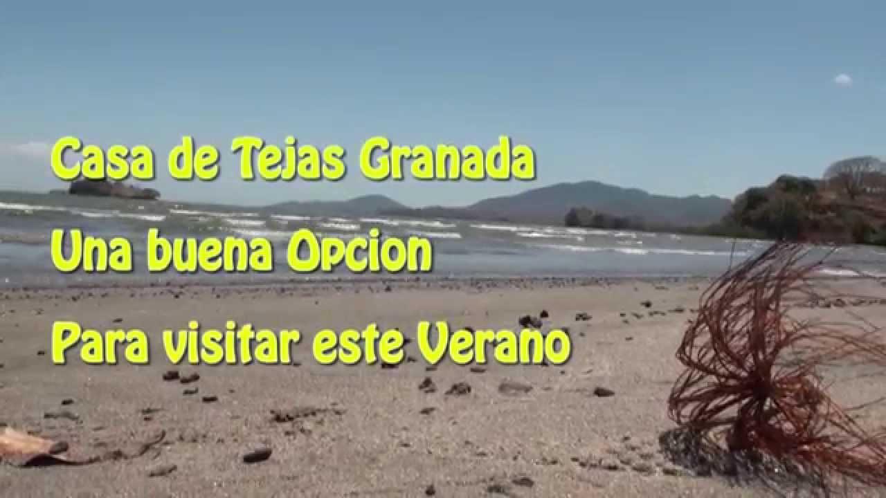 Casa de tejas granada youtube for Casa de granada