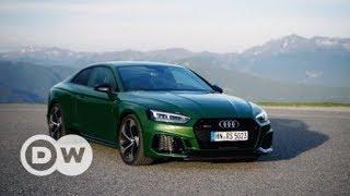 Bullige Kraft: Audi RS5 | DW Deutsch