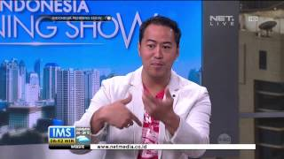Talk Show Tur Dunia Mesakke Bangsaku Bersama Pandji Pragiwaksono - IMS