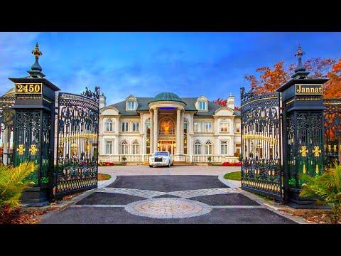 Canada's Most Amazing Mega Mansions!