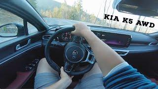 The 2021 Kia K5 Has Great Tech…
