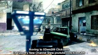 Gambar cover [Ep5] Scar [Live] Call of duty Modern warfare 2 w/Ghetto Commentary (CAM) HD