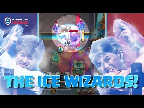 PERFECT FREEZE PLAY BY THE ICE WIZARDS OF PONOS | tengod + mikan bouya vs shun + kk | CRL Asia
