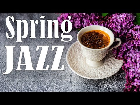 Spring JAZZ - Relaxing Instrumental JAZZ Music Playlist & Good Mood