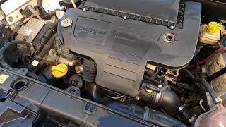 Funcionamento do motor Punto