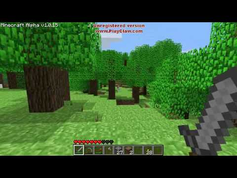 in minecraft how to make a food
