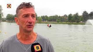 Waterstofperoxide doodt een groot deel van de blauwalg bij De Ijzeren Man in Eindhoven