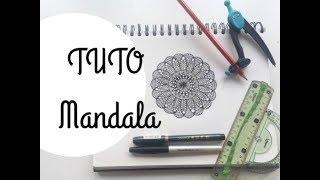 [ tuto ] Apprendre le Mandala: techniques, astuces, idées...