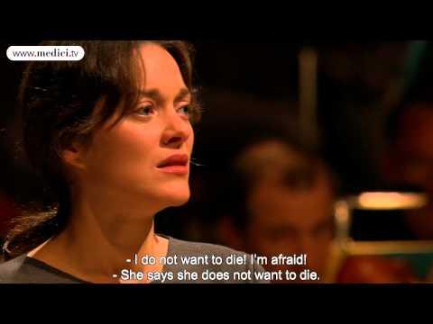Marion Cotillard - Jeanne d'Arc au bûcher - Je ne veux pas mourir