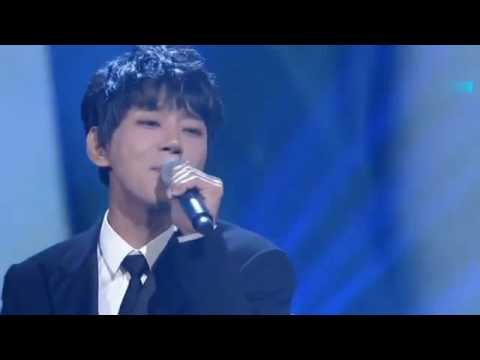 """Hwang Chi Yeul performs at Korean Culture and Art Awards """"You are my everything"""""""