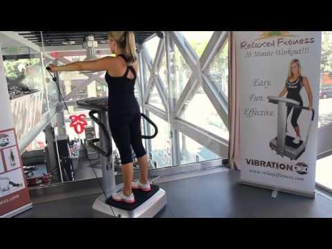 vibration 360 machine