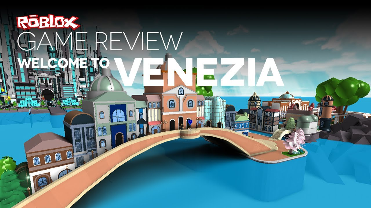 Game Review - Welcome to Venezia