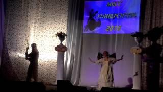 Мисс ПГУ 2016.Визитка(, 2016-03-18T22:04:52.000Z)