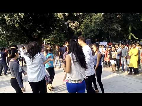 Group Dance, Thomso 2014, IIT ROORKEE