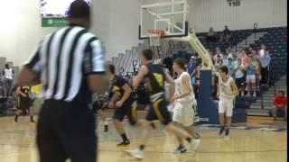Dylan Kaufman hook shot puts Marlboro up 31-15