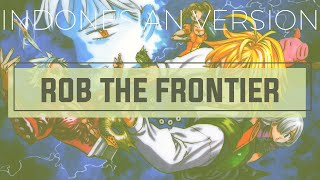 ROB THE FRONTIER ⬘ UVERWORLD (Indonesian Cover) || ōkami ken cover