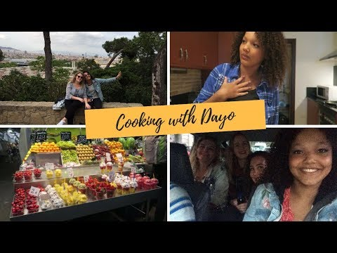 Weekvlog #70 My family is in Barcelona! | LIFE AS AN INTERN