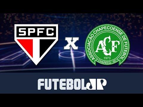 São Paulo x Chapecoense | Campeonato Brasileiro - 22/07/19