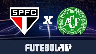 São Paulo 4 x 0 Chapecoense - 22/07/19 - Brasileirão