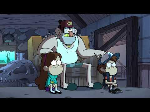 Gravity Falls - Stan Ponders Life