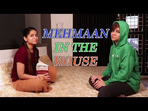 Mehman In The House !! Episode -11 !! Cousin Be Like !!