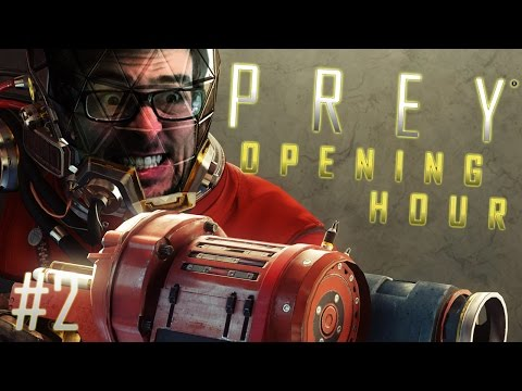 GET GLOOPED | Prey Opening Hour Demo - Part 2