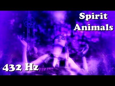 Vision Quest (432 Hz) Trance Meditation (awaken your spirit, awaken your spirit animals)