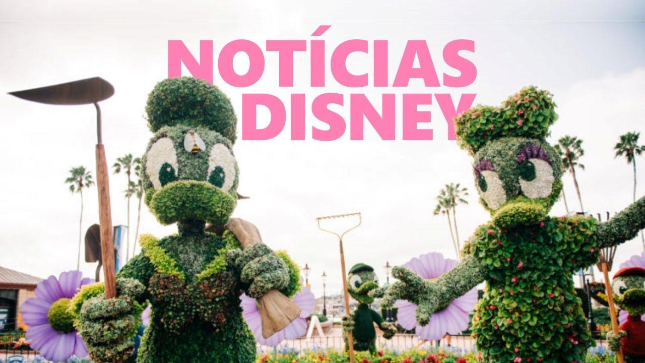 Resumo da Semana – Notícias Disney 07/03/21