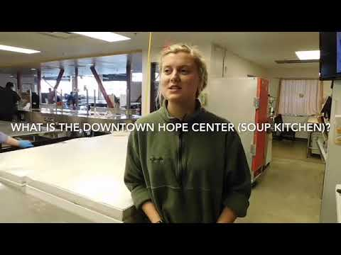 The Downtown Hope Center Interviews- Global Citizens