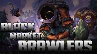 Black Market Brawlers | Neuer Spielmodus | [GER][HD]