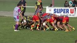 Dimanche 23 Octobre - Rugby - Promotion Honneur - US Arize - US Lézadoise