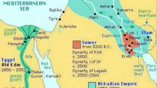 Enoch in the Land of Nod, the Mesopotamian Background