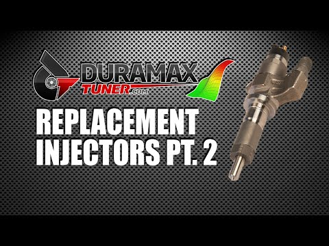 INJECTOR REPLACEMENT GUIDE PART TWO