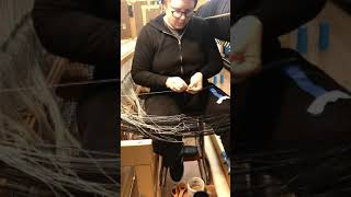 Time Lapse of Tying On