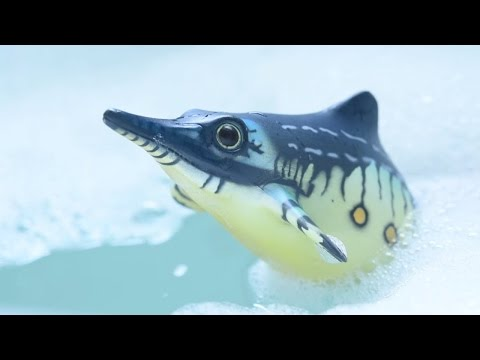 Walking With Dinosaurs - Ichthyosaurus unboxing