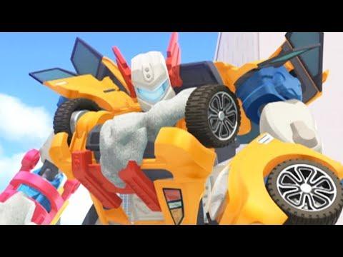 TOBOT English | 110 Power Up, Power Out | Season 1 Full Episode | Kids Cartoon | Kids Movies