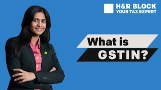 What is GSTIN? GST Identification Number[Explained]
