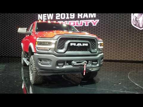 2019 RAM 2500 Power Wagon Review & Walk Around