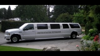 A free Limo service for vets by vets