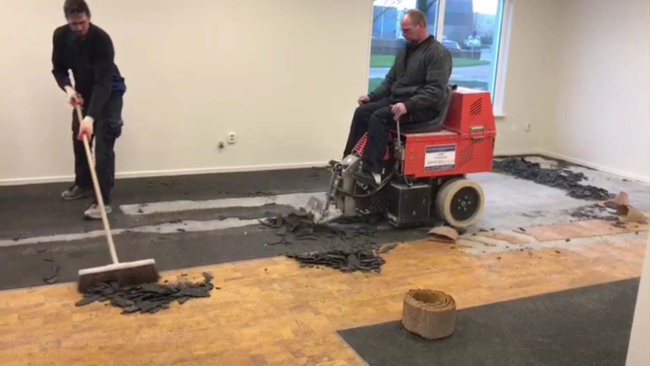 Top Grindvloer verwijderen - Vloeren Service Wolter 06-52649524 - YouTube KW11