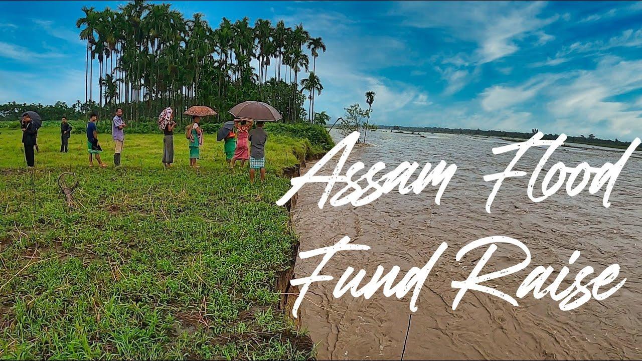 Assam Flood Fund Raise