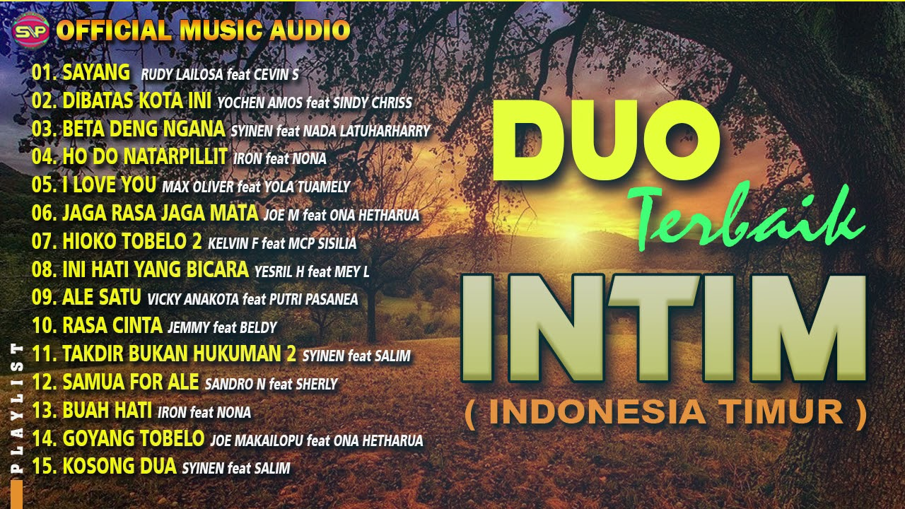 Lagu Indonesia Timur Terbaru - Duo Intim Terbaik (Official Music Audio)