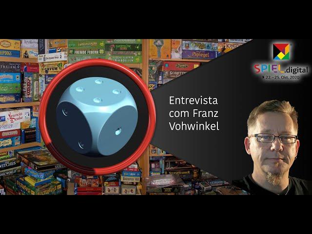 Entrevista com Franz Vohwinkel