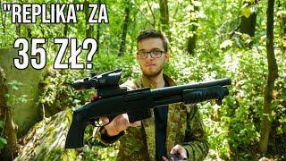 Strzelba za 35zł - Zamiennik AGM'a? | ASG Maniak #89