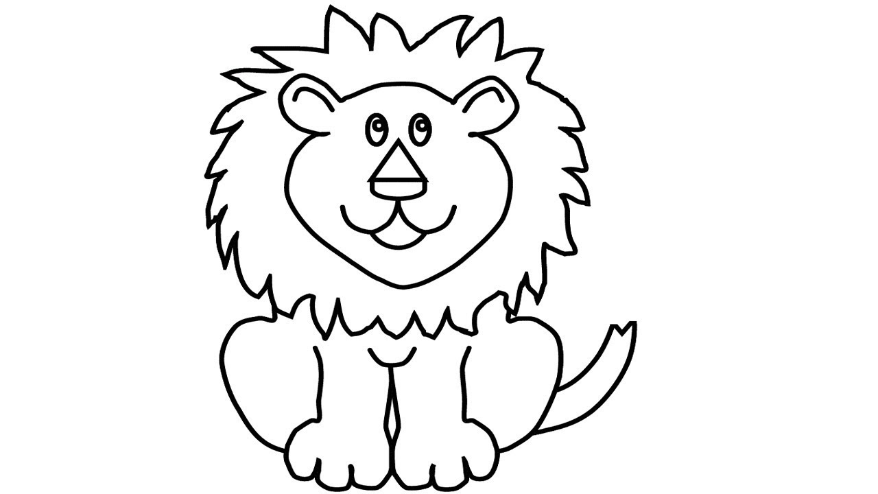 Coloring Pages How to draw a