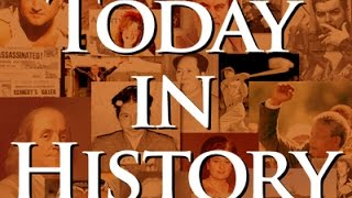 Today in History for November 11th