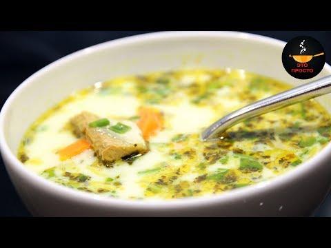 Суп из консервов. Вкусный рыбный суп из сайры | Это просто