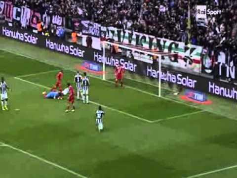 SERIE A 2012/2013 Juventus-Catania 1-0 (Full Highlights)
