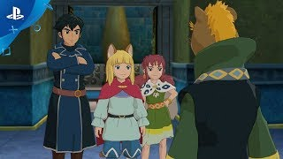 Ni No Kuni II - DLC #2: The Lair of the Lost Lord Trailer | PS4