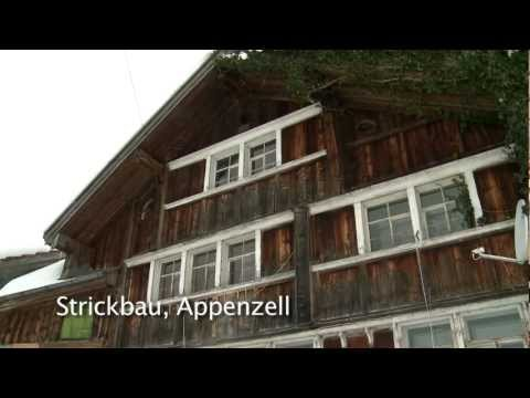 Strickbau, Appenzell (Switzerland) - 3encult case study